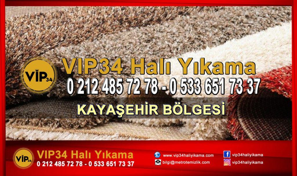 Vip34 Halı Yıkama Kayaşehir