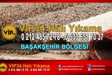 Vip34 Halı Yıkama Başakşehir