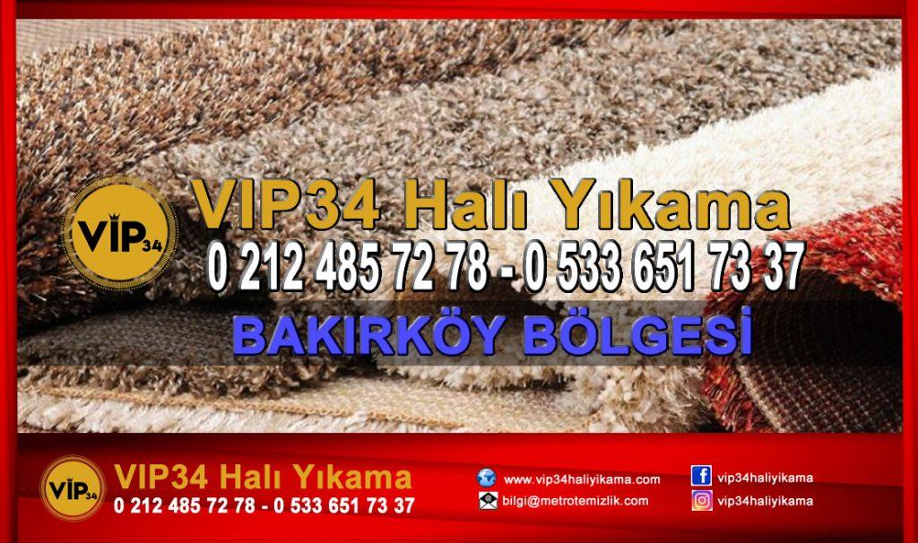 Vip34 Halı Yıkama Bakırköy