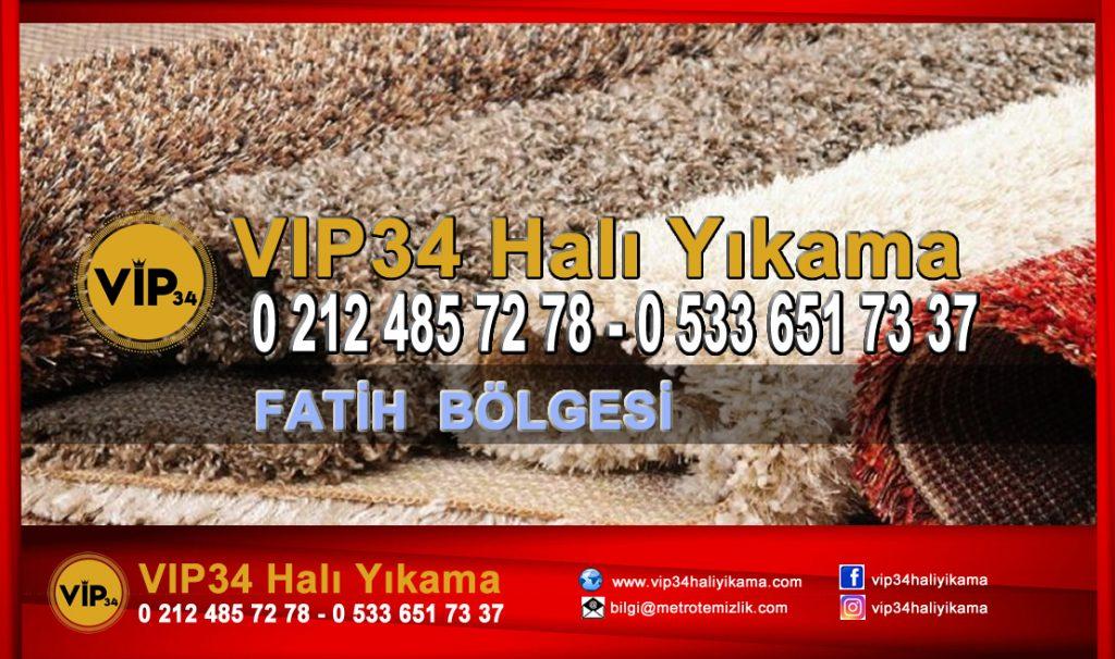 Vip34 Halı Yıkama Fatih