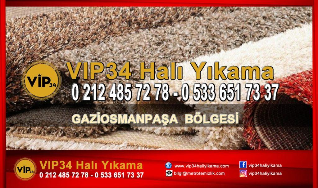 Vip34 Halı Yıkama Gaziosmanpaşa