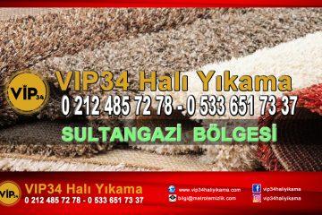Vip34 Halı Yıkama Sultangazi
